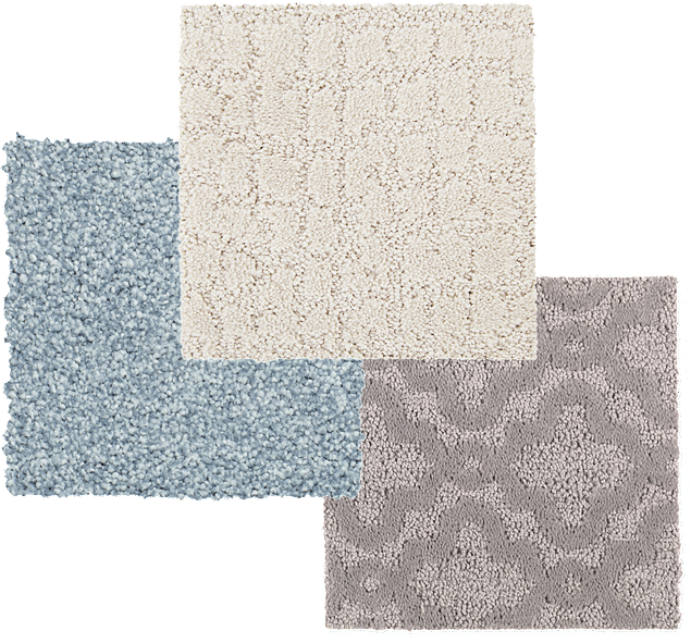 Carpet swatches | Roberts Carpet & Fine Floors