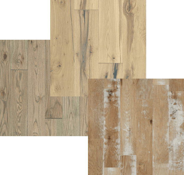Hardwood cluster | Roberts Carpet & Fine Floors