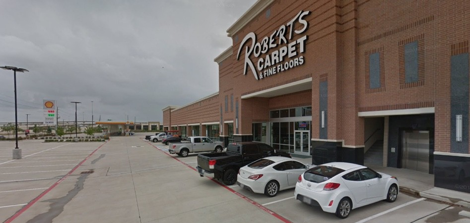 Roberts showroom | Roberts Carpet & Fine Floors