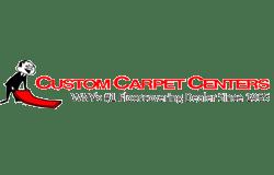 Custom carpet centers logo | Roberts Carpet & Fine Floors