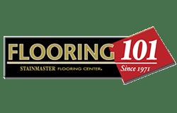 Flooring 101 logo | Roberts Carpet & Fine Floors