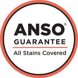 Anso guarantee | Roberts Carpet & Fine Floors