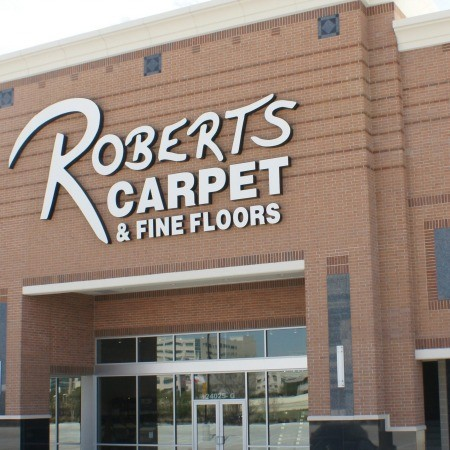 Showroom | Roberts Carpet & Fine Floors