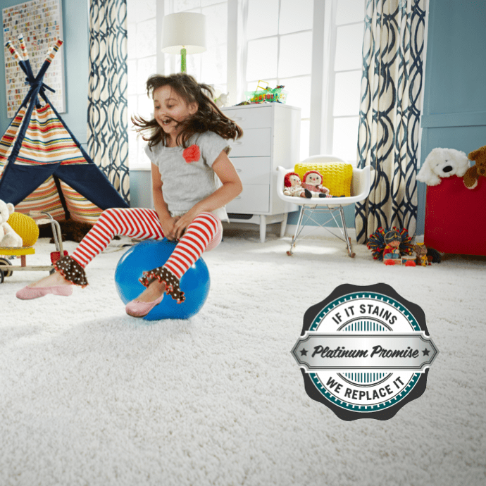 Platinum Promise - If it stains we replace it | Roberts Carpet & Fine Floors