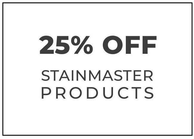 25% Off on Stainmaster Product | Roberts Carpet & Fine Floors