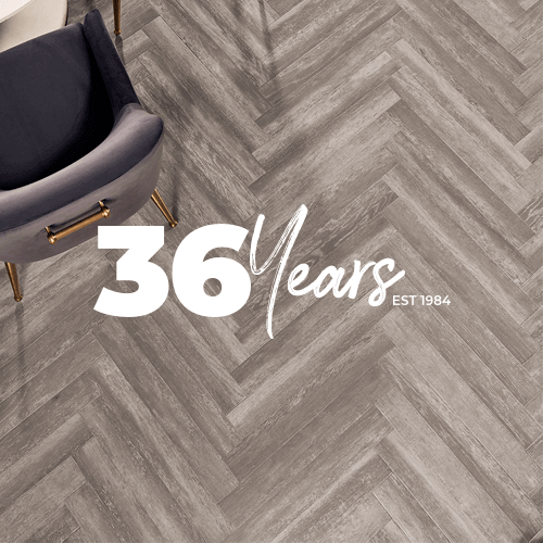 Thirty six years | Roberts Carpet & Fine Floors