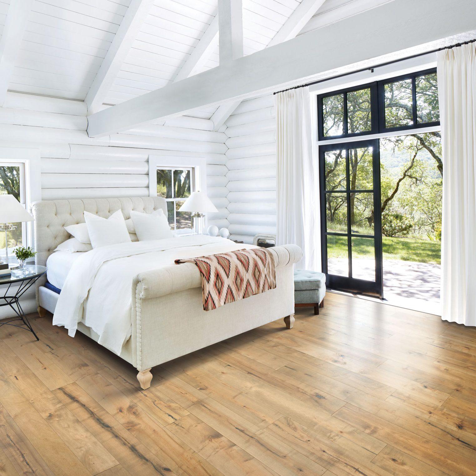Bedroom interior | Roberts Carpet & Fine Floors