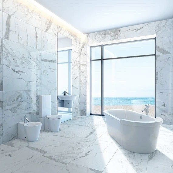 Bathroom Tile | Roberts Carpet & Fine Floors