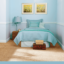 Bedroom carpet flooring | Roberts Carpet & Fine Floors