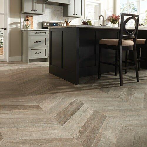 Glee chevron flooring | Roberts Carpet & Fine Floors
