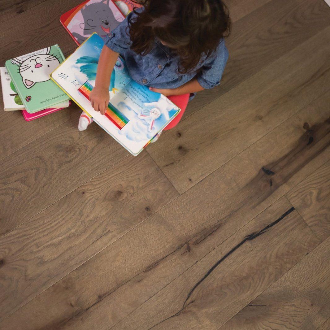White oak flooring | Roberts Carpet & Fine Floors