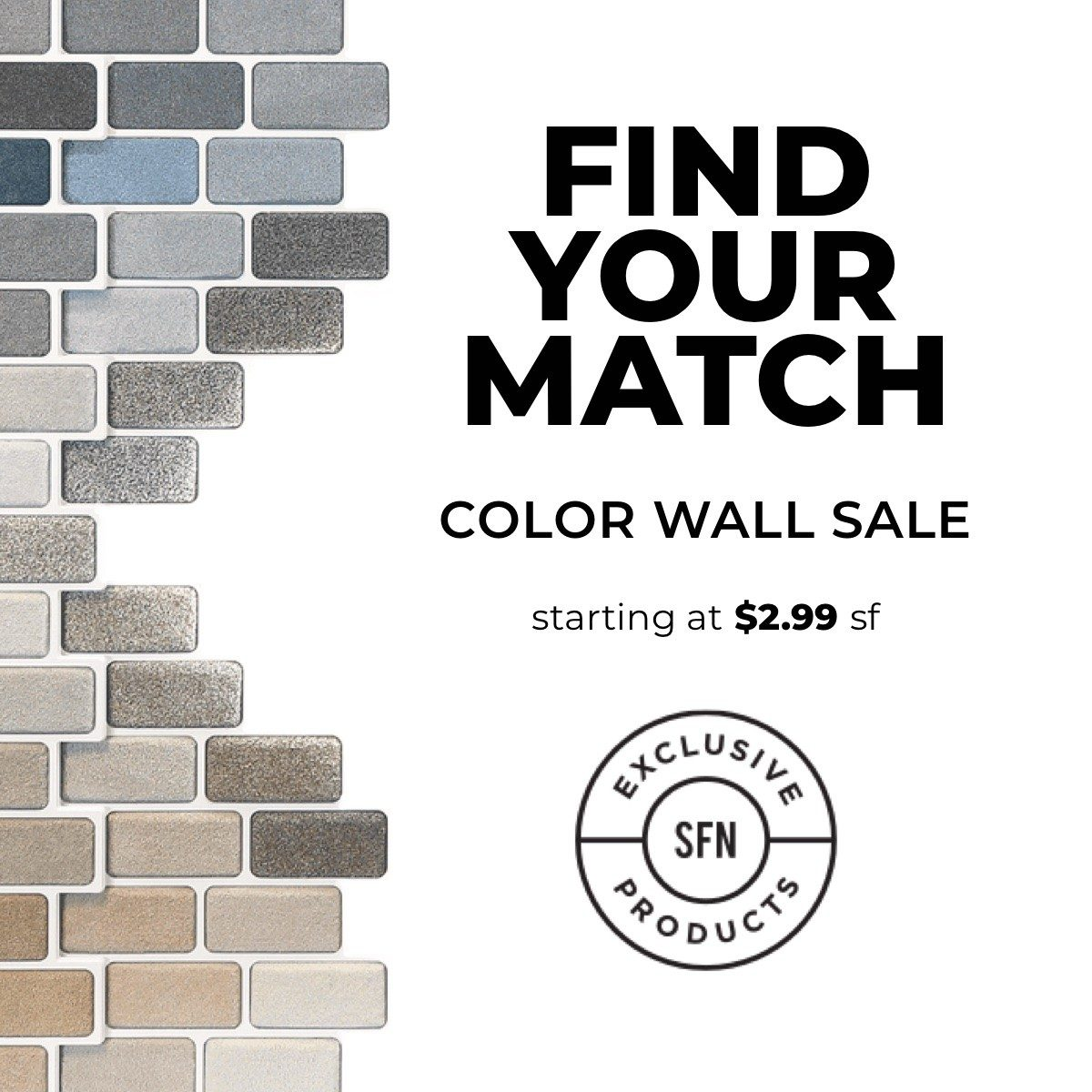 Shaw colorwall sale